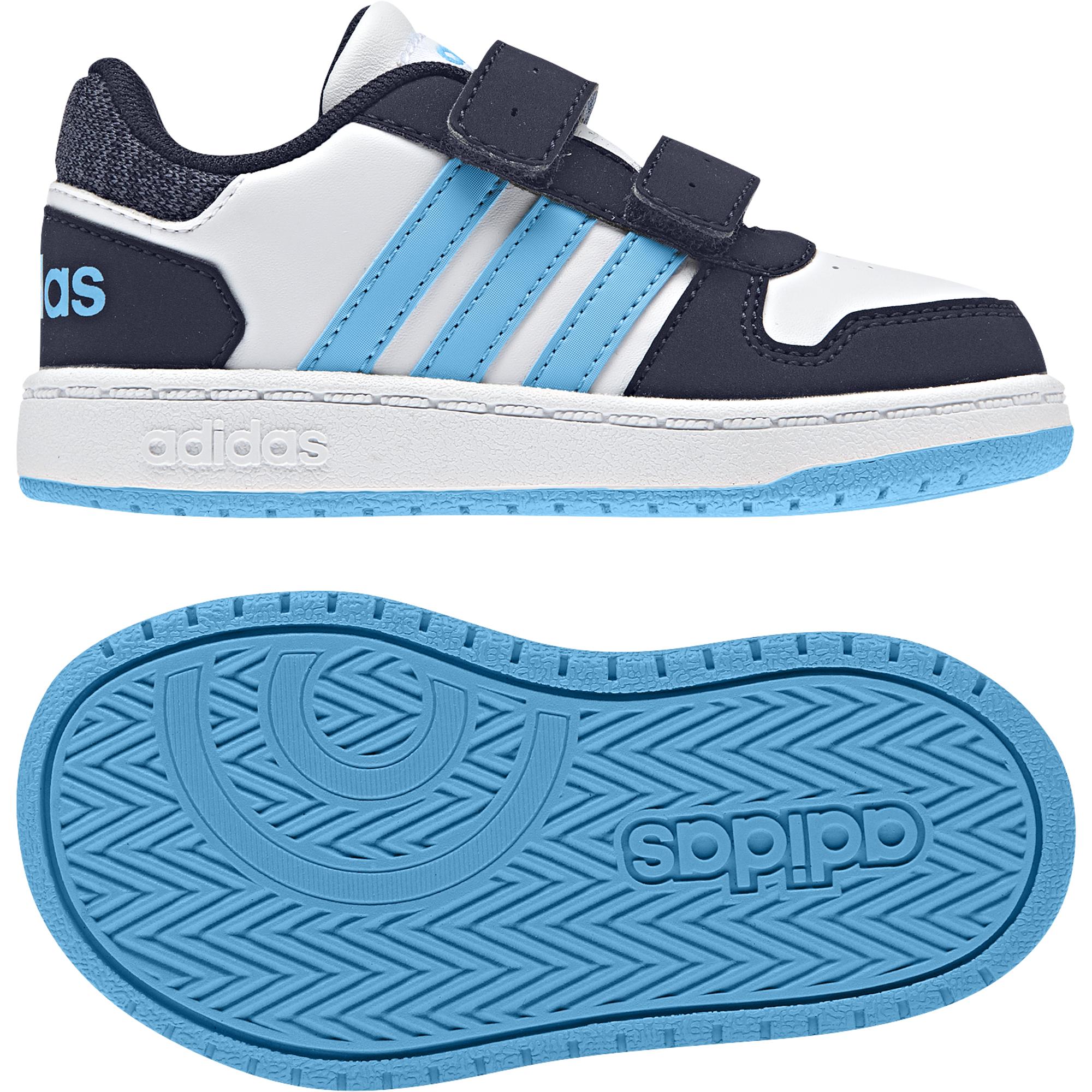b60bd1140ffcc adidas HOOPS 2.0 CMF tenisky, modré