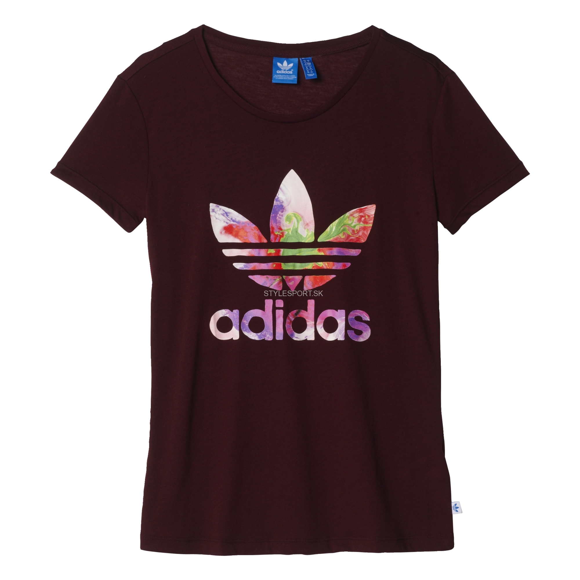 ee38c3686be4 Tričko ADIDAS ORIGINALS GRAPHIC TRF AY6663