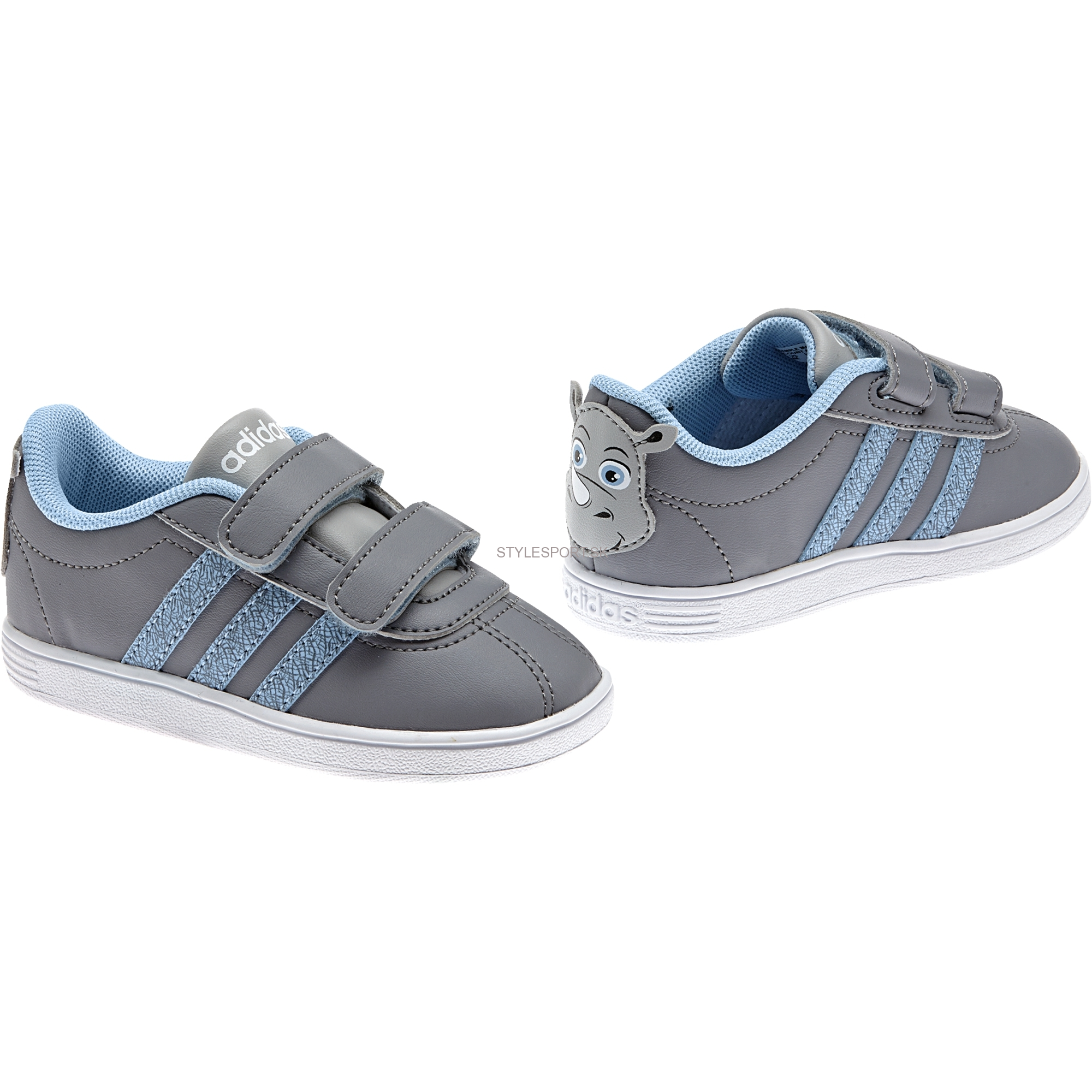 1d0e224634ec Adidas COURT ANIMAL CMF INF AW5162