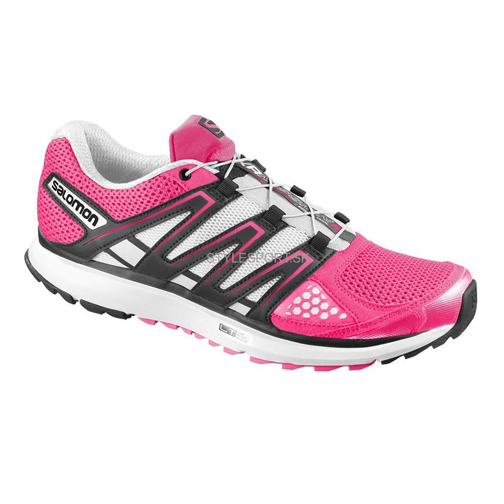 Salomon X-SCREAM FLUO PINK/WHITE/BLACK