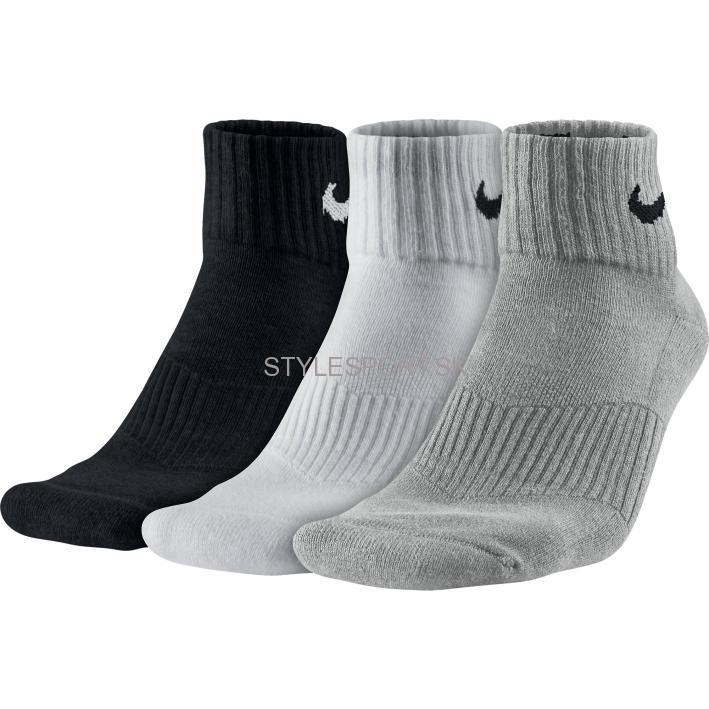 d8272ffc5ee0 Ponožky NIKE FITNESS unisex trojbalenie