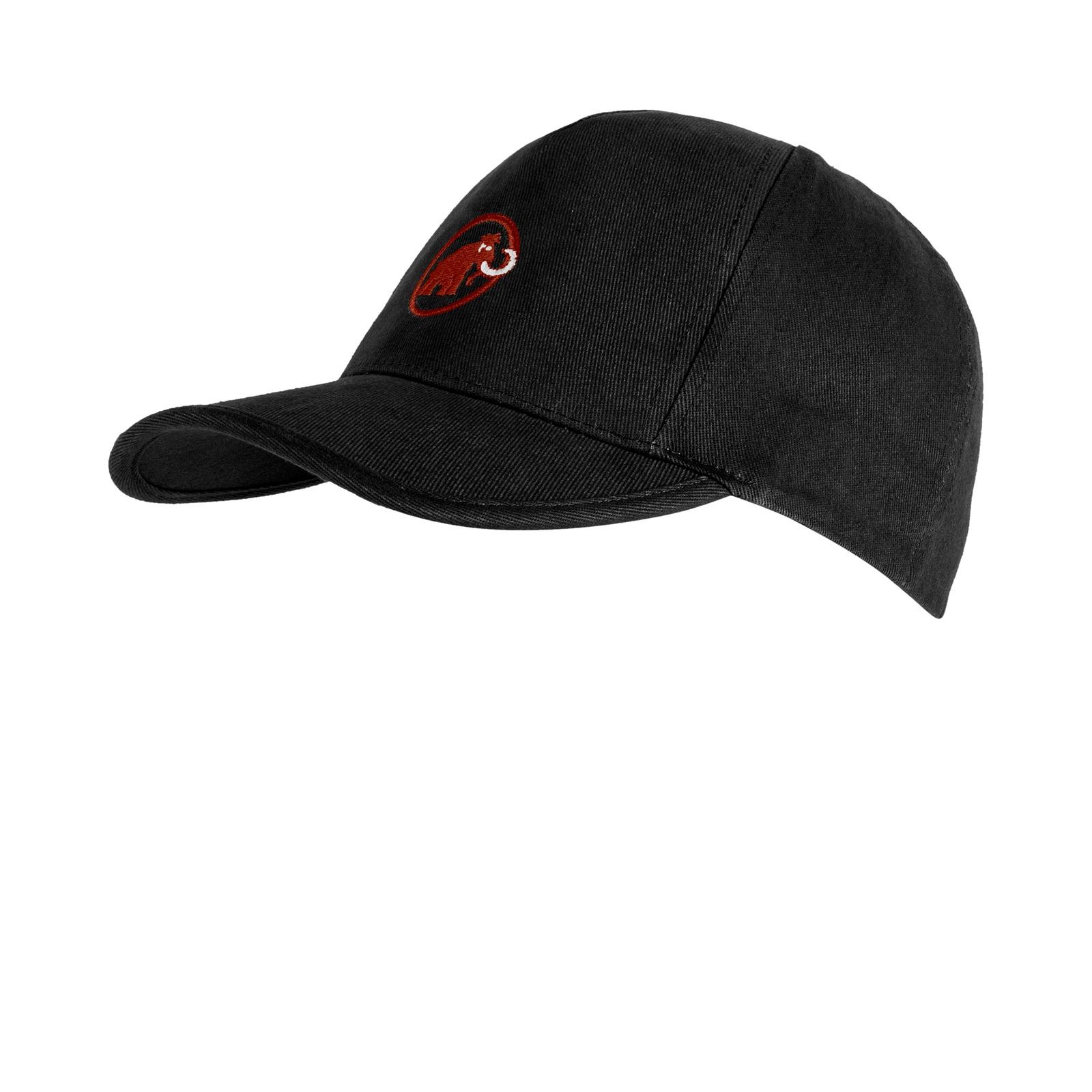 5787954eb Mammut Baseball Cap čierna -30% | Športové oblečenie a športové ...