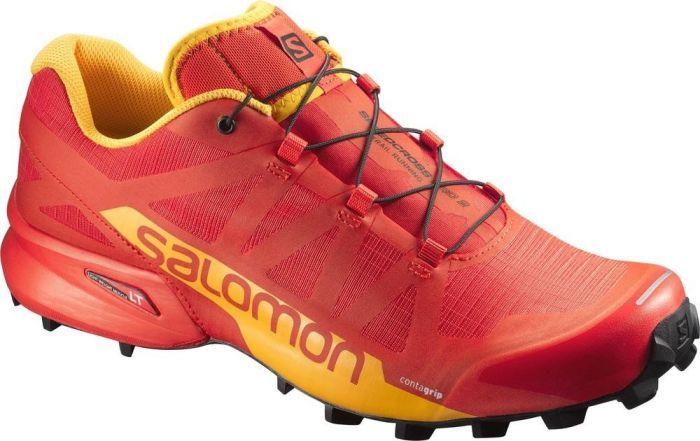 SALOMON SPEEDCROSS PRO 2 FIERY RED/BRIGHT M
