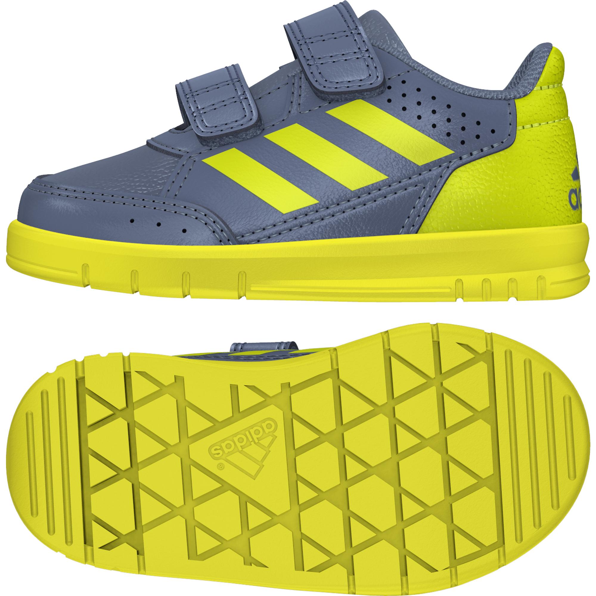 8e56d9cd9eba adidas AltaSport CF I sivá-žltá