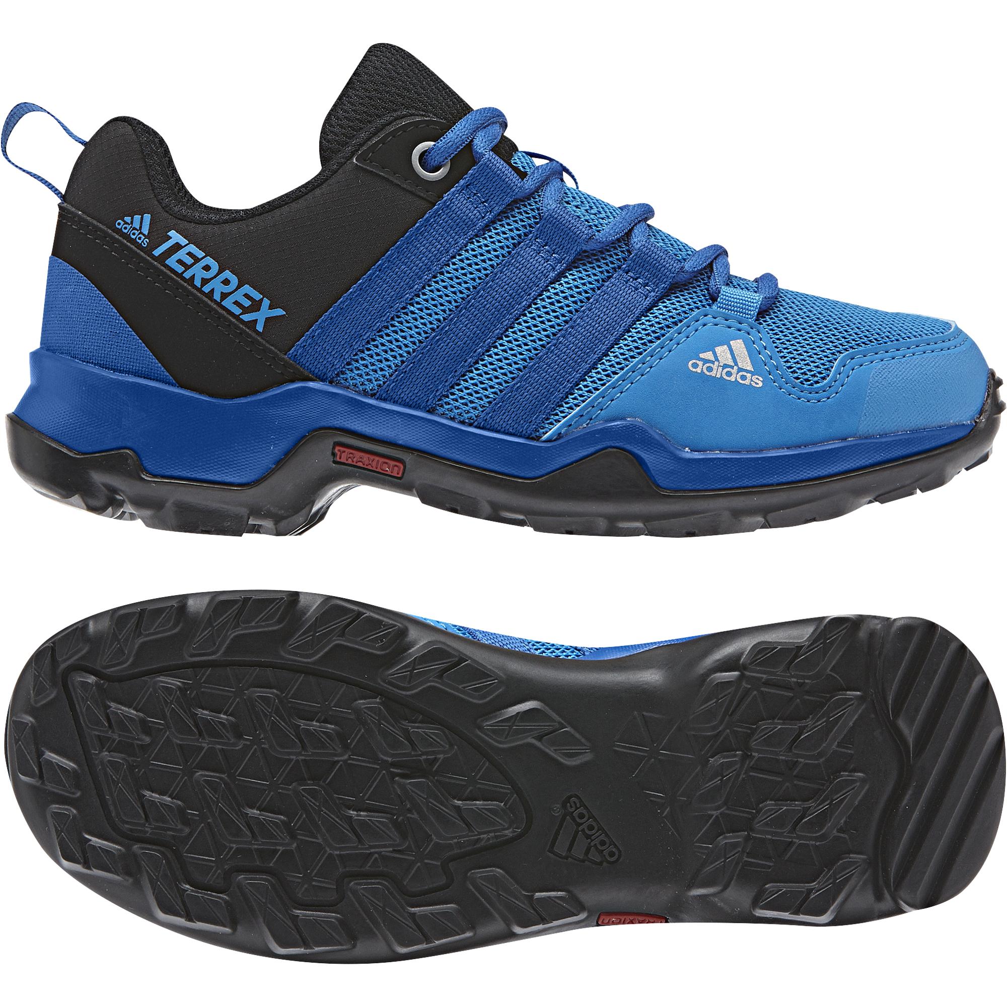 Topánky TERREX AX2R K adidas modré 5c148617a20