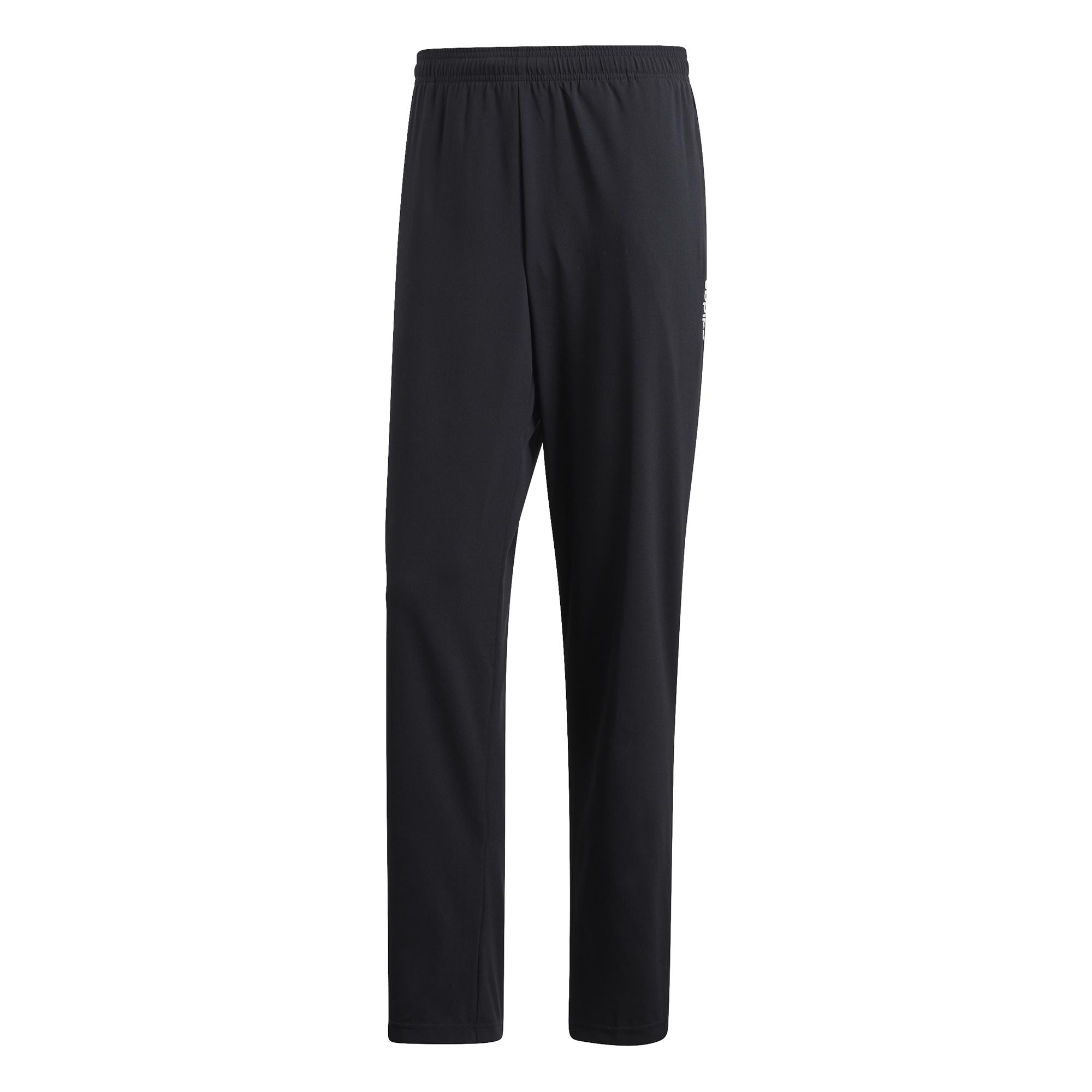 Nohavice adidas E PLN RO STNFRD čierne  2f5ec87e898