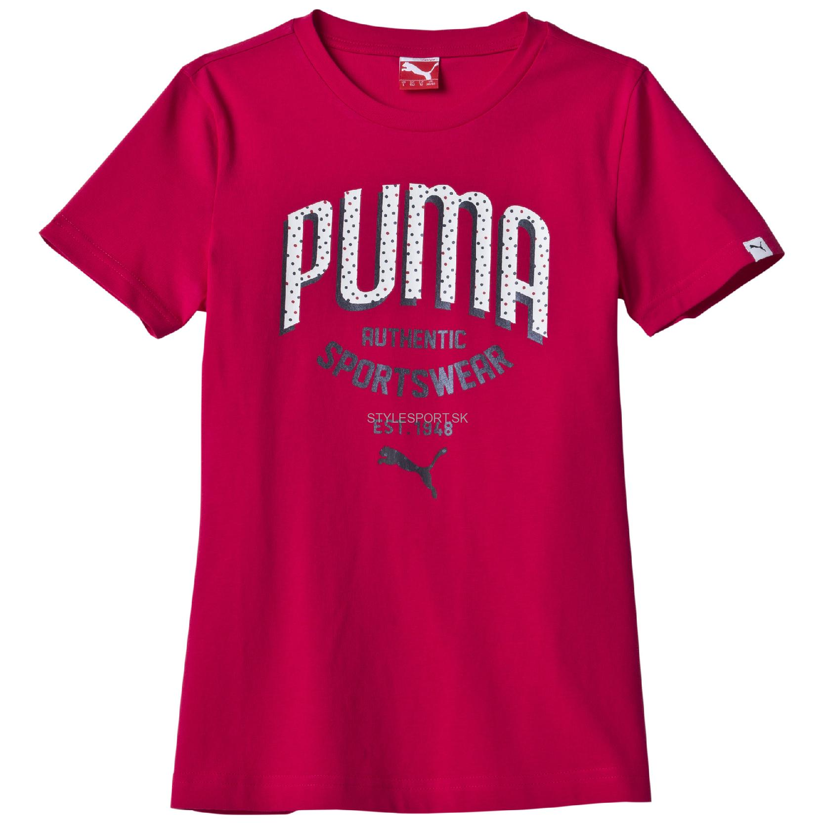 Puma STYLE ICON Graphic Tee