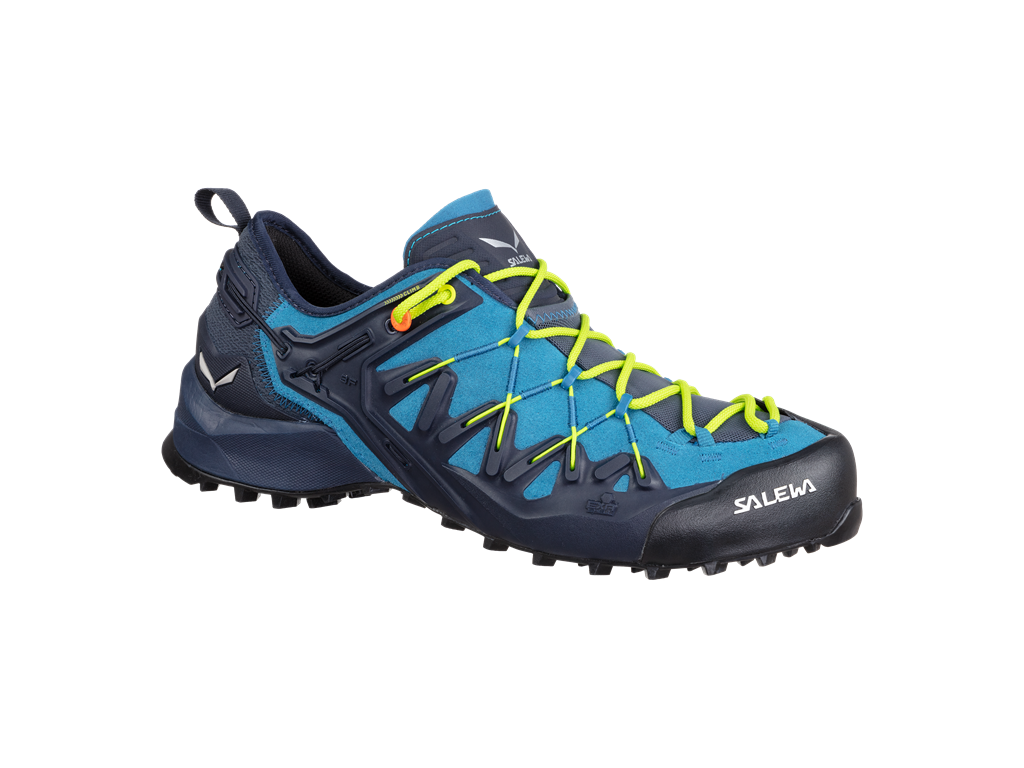 SALEWA MS WILDFIRE EDGE, Premium Navy/Fluo