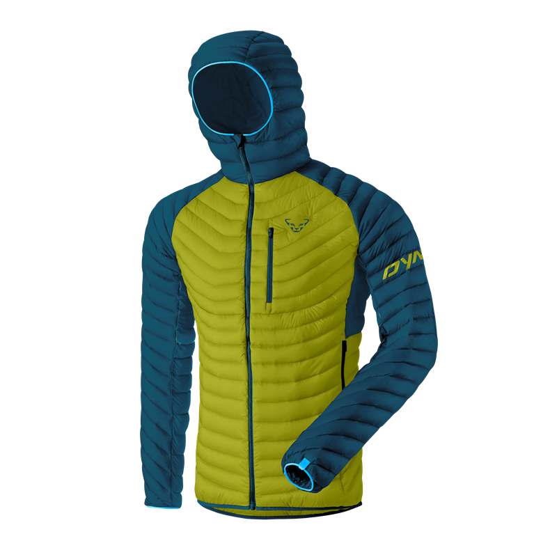 Dynafit Radical Down Hooded Jacket M_moss