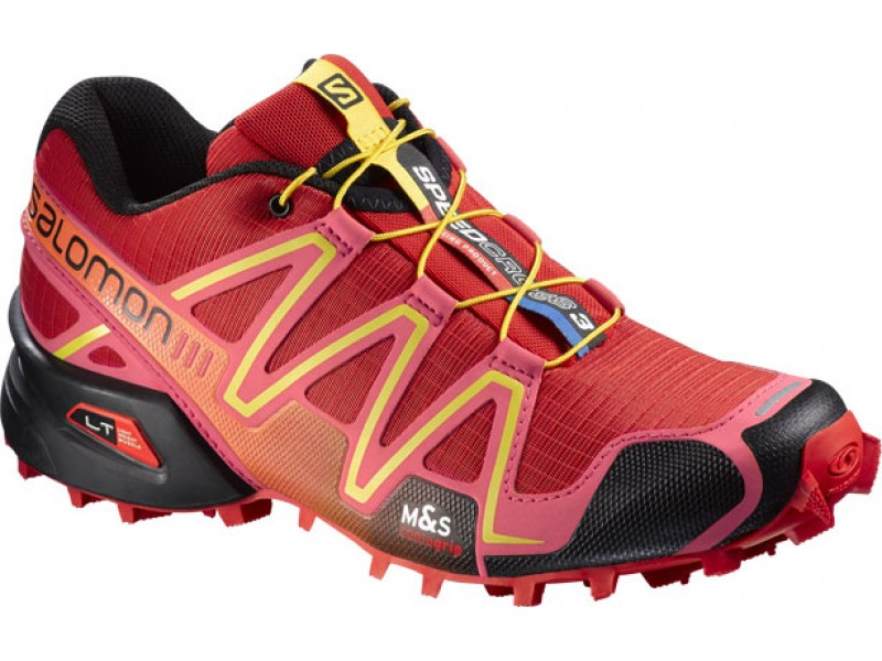 Salomon SPEEDCROSS 3 W RADIANT.R/MADDER PIN - 30%