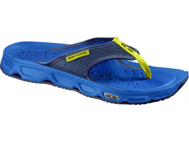 SALOMON RX BREAK BRIGHT BLUE/BL/GECKO GREE