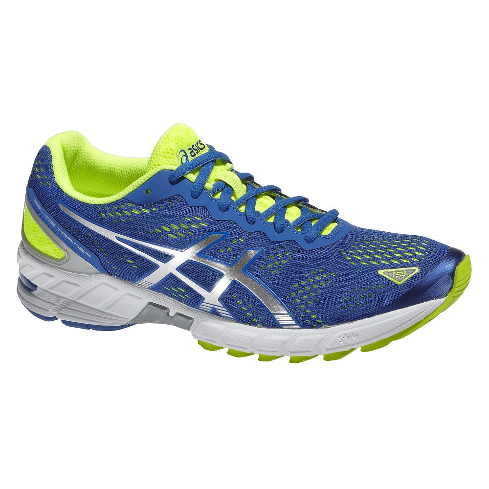 ASICS DS TRAINER 19 ROYAL/LIGHTNING/FLASH YELOW