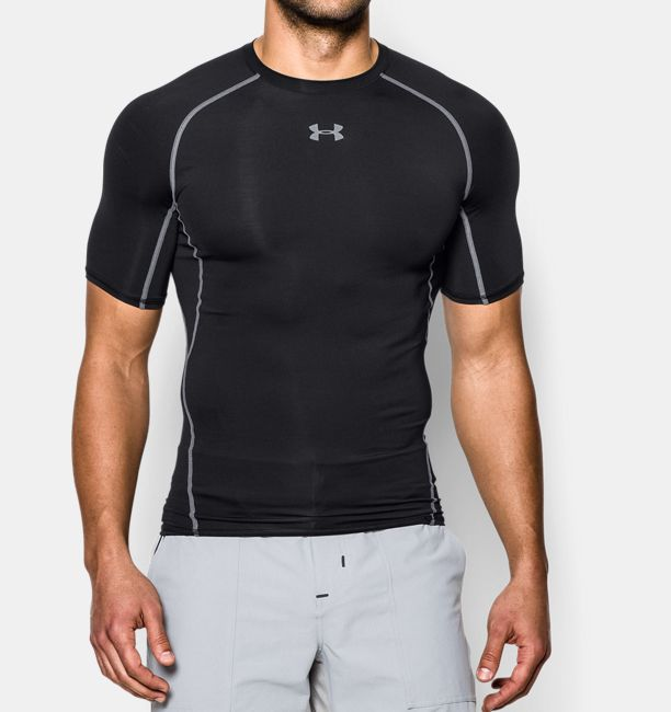 Under Armour HeatGear® Armour Compression Shirt