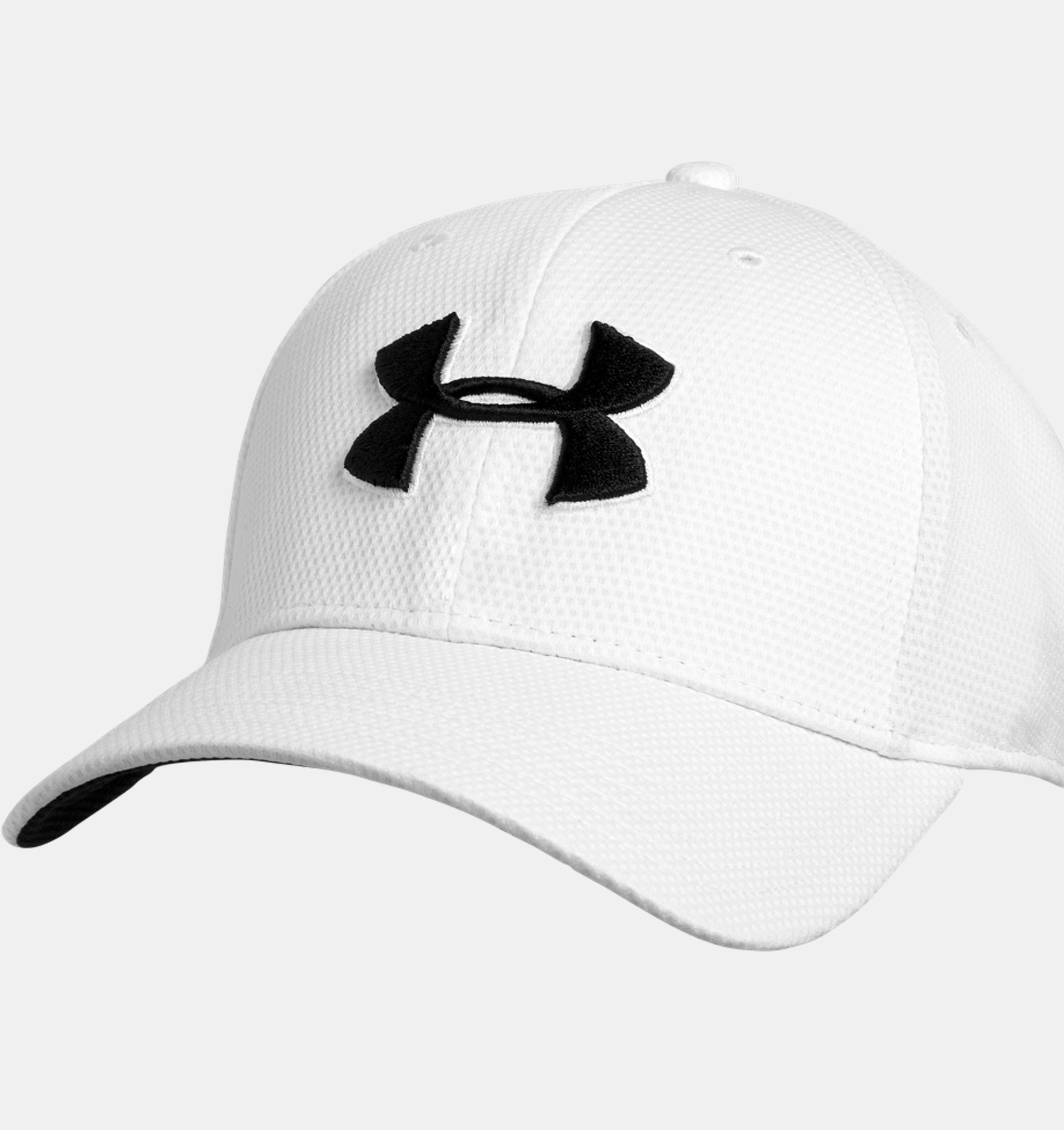 Under Armour Print Blitzing Stretch Fit Cap