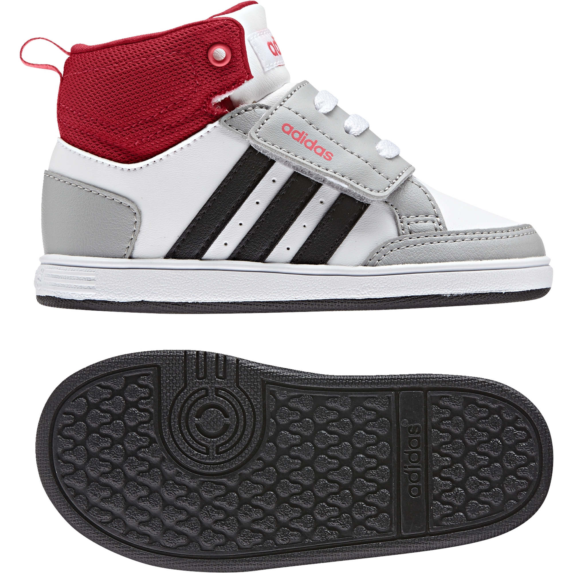 ADIDAS HOOPS CMF MID INF BB9972
