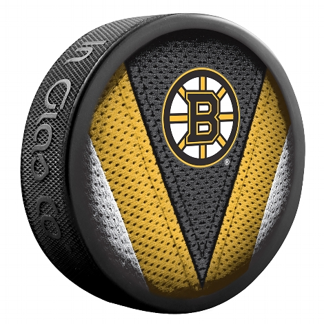 Hokejový puk Boston Bruins