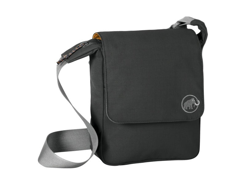 Mammut Shoulder Bag Square čierna