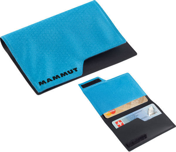 Mammut Smart Wallet Ultralight modrá