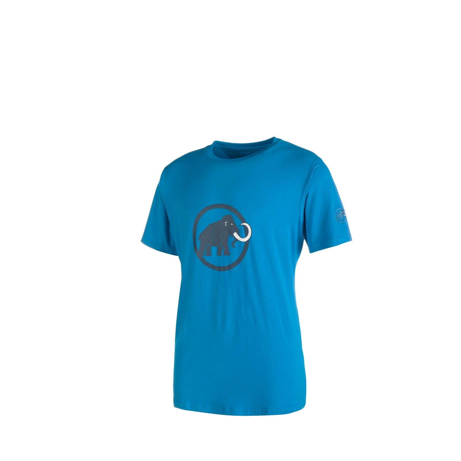 Mammut Logo T-Shirt Men modré