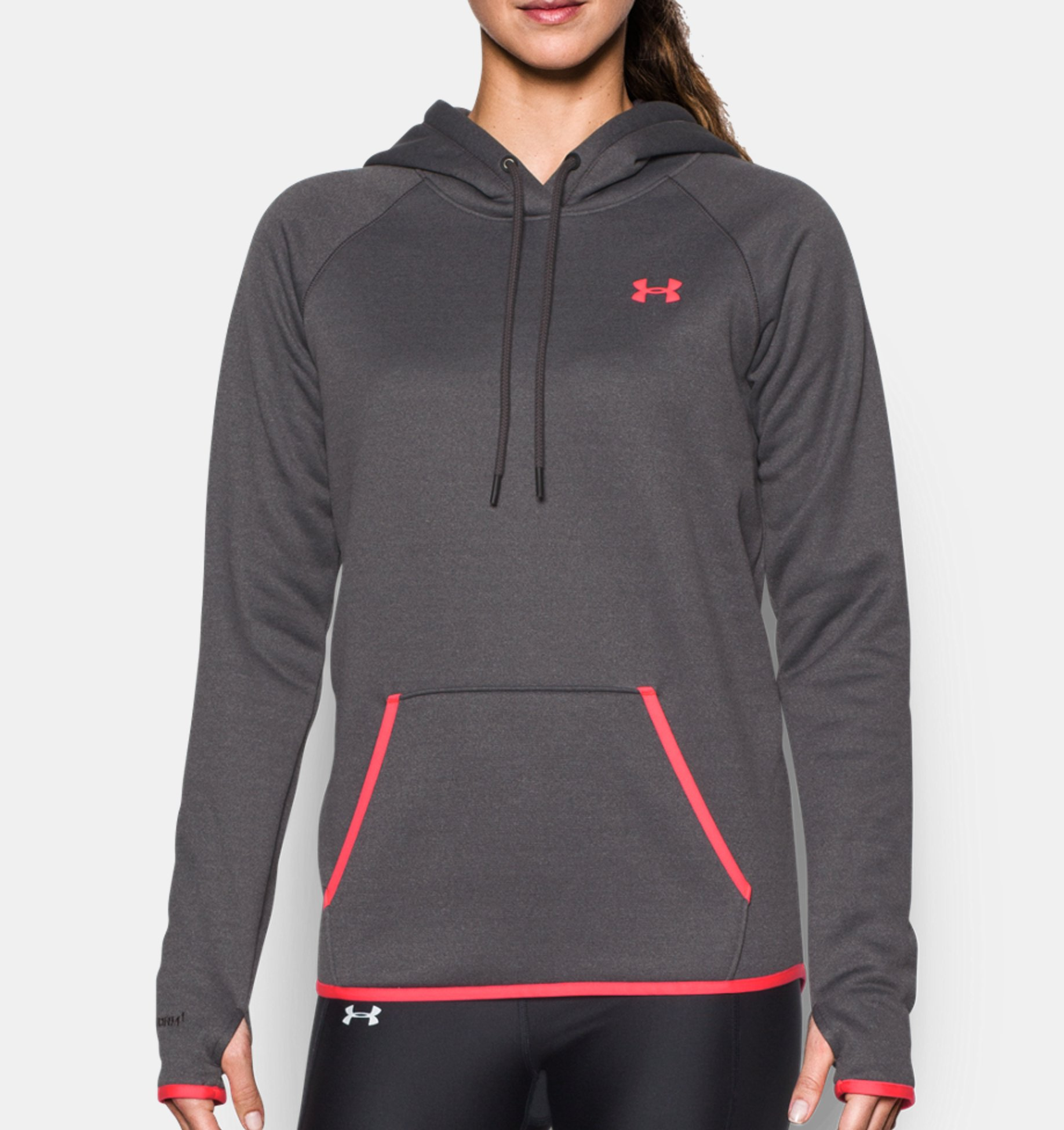 Under Armour UA Storm Armour® Fleece Icon, karbón