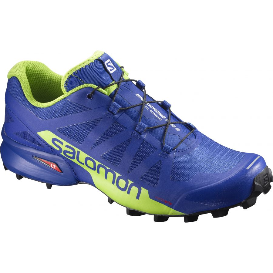 SALOMON SPEEDCROSS PRO 2 SURF THE W/LIME GR