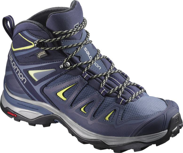 Salomon X ULTRA 3 MID GTX® W Crown Blue/Ev