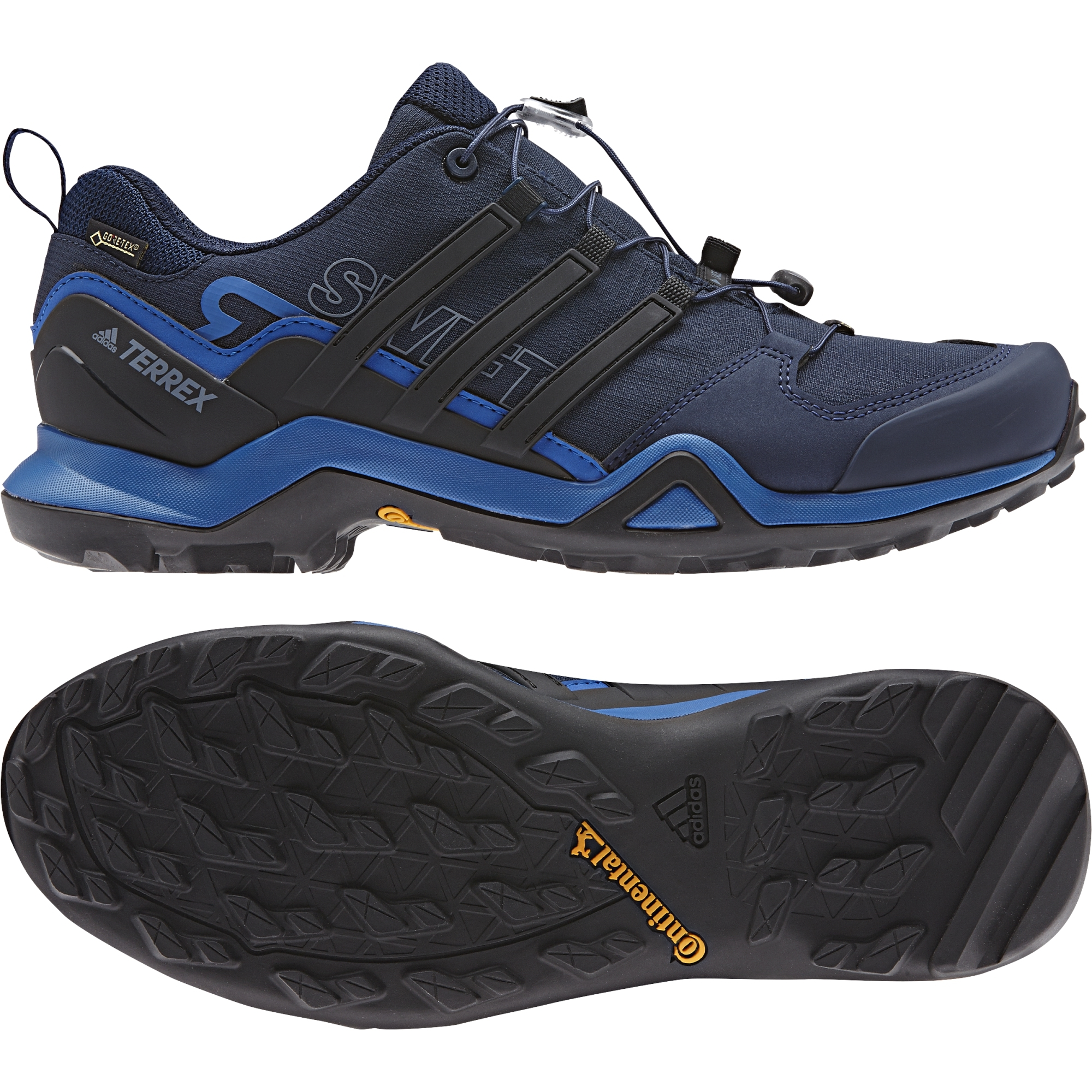 adidas TERREX SWIFT R GTX  blue
