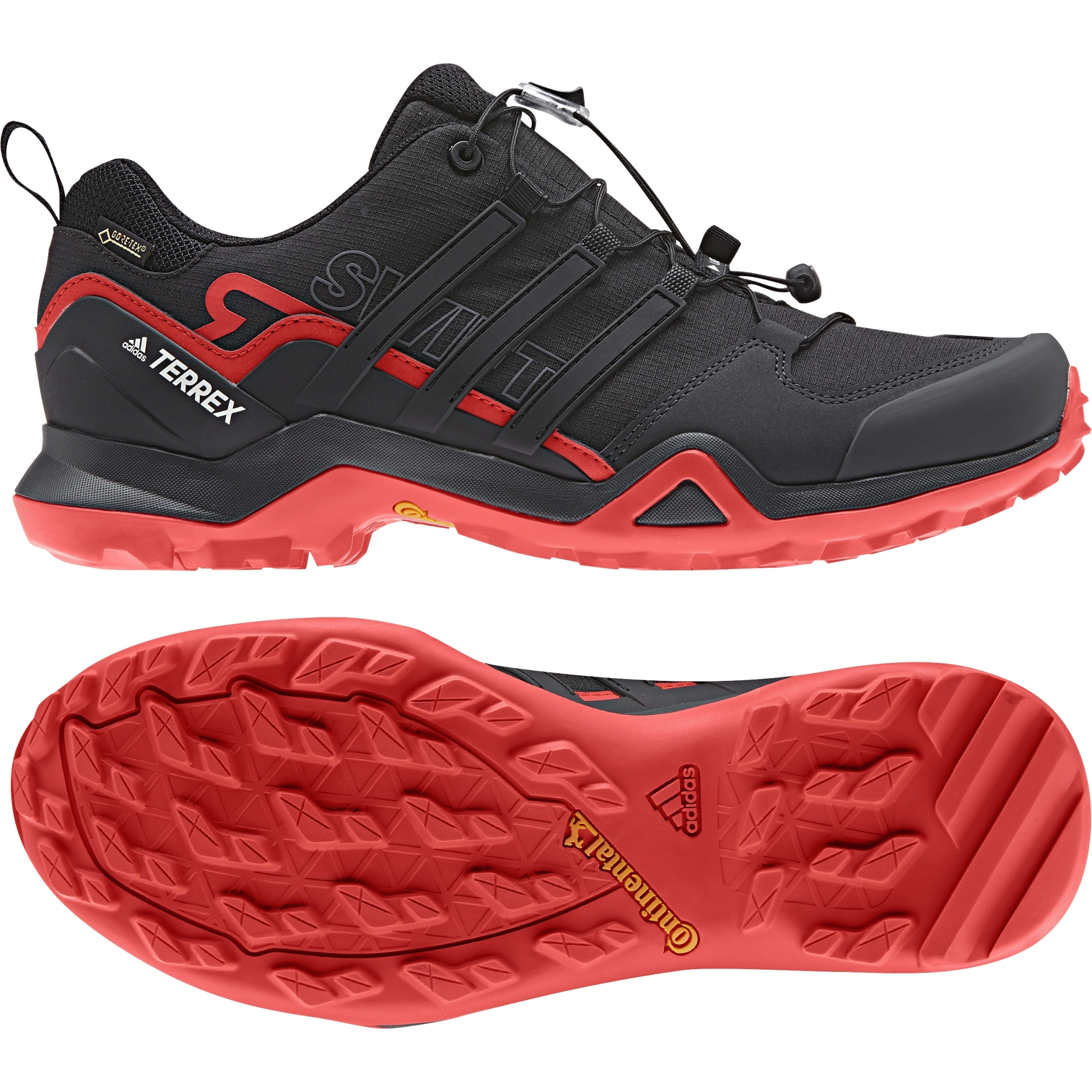 adidas TERREX SWIFT R GTX  red