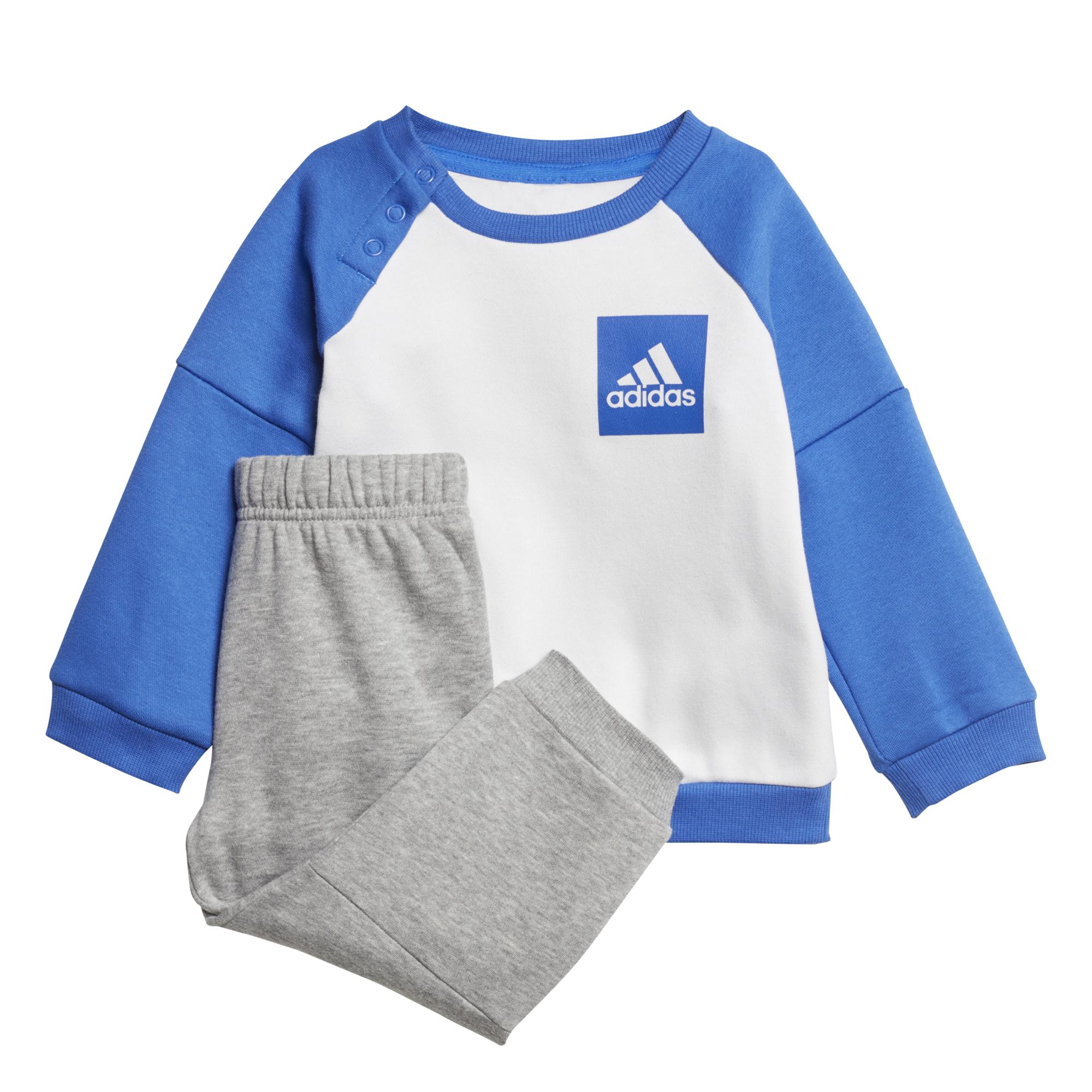 49e097bec861 adidas FLEECE JOG detská súprava