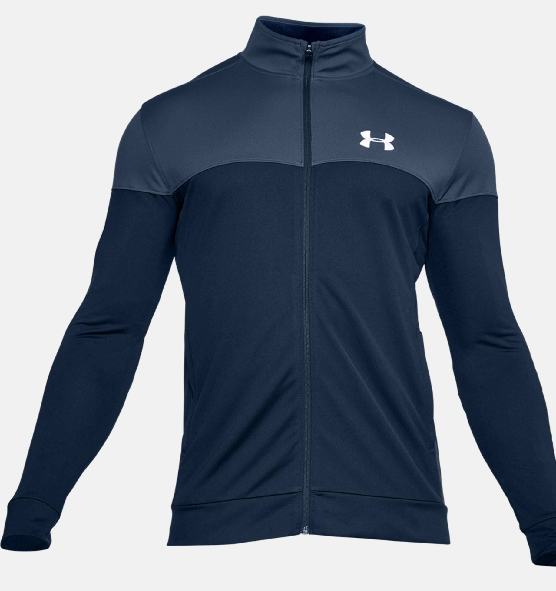 Under Armour Sportstyle Pique, modrá