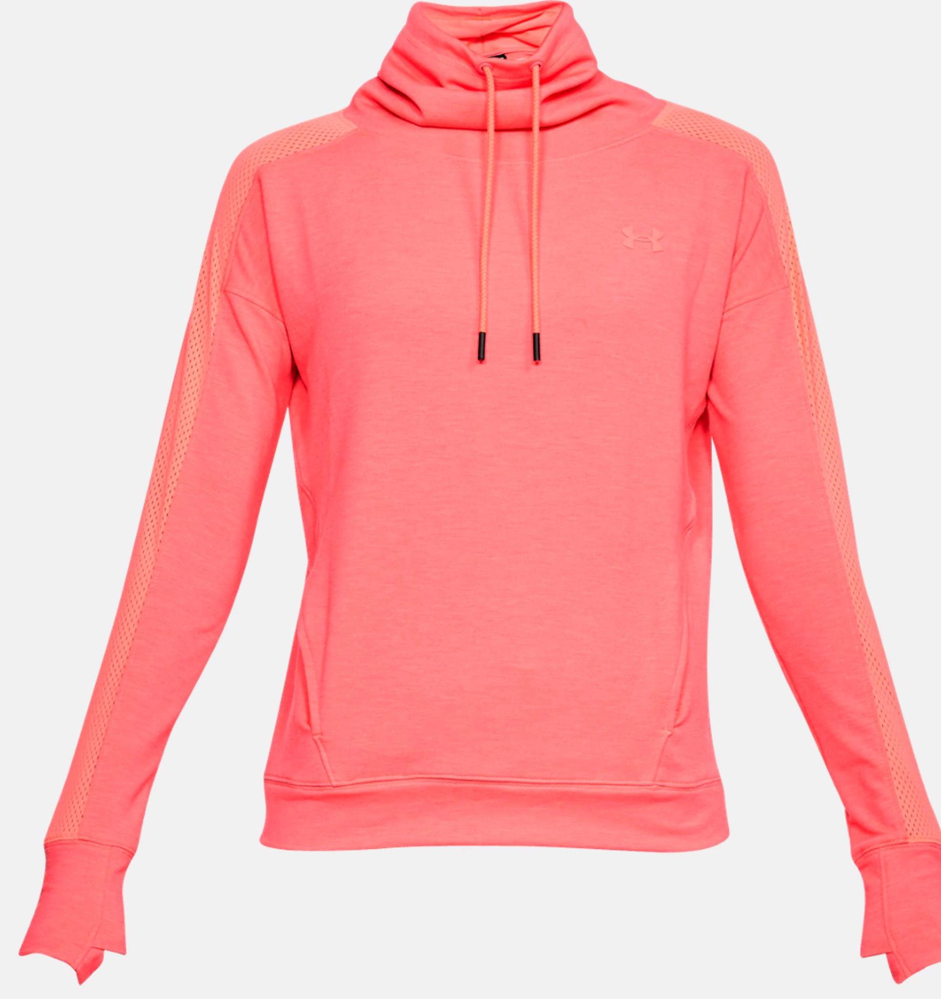Under Armour Fleece mikina, ružová