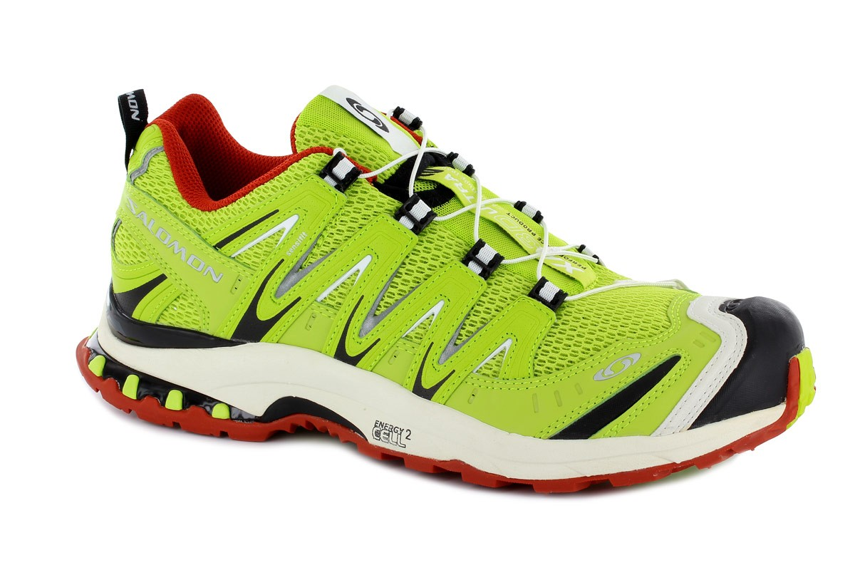 Salomon XA PRO 3D ULTRA 2 , GREEN