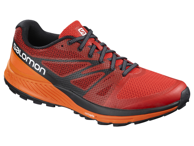 SALOMON SENSE ESCAPE,  FIERY RED