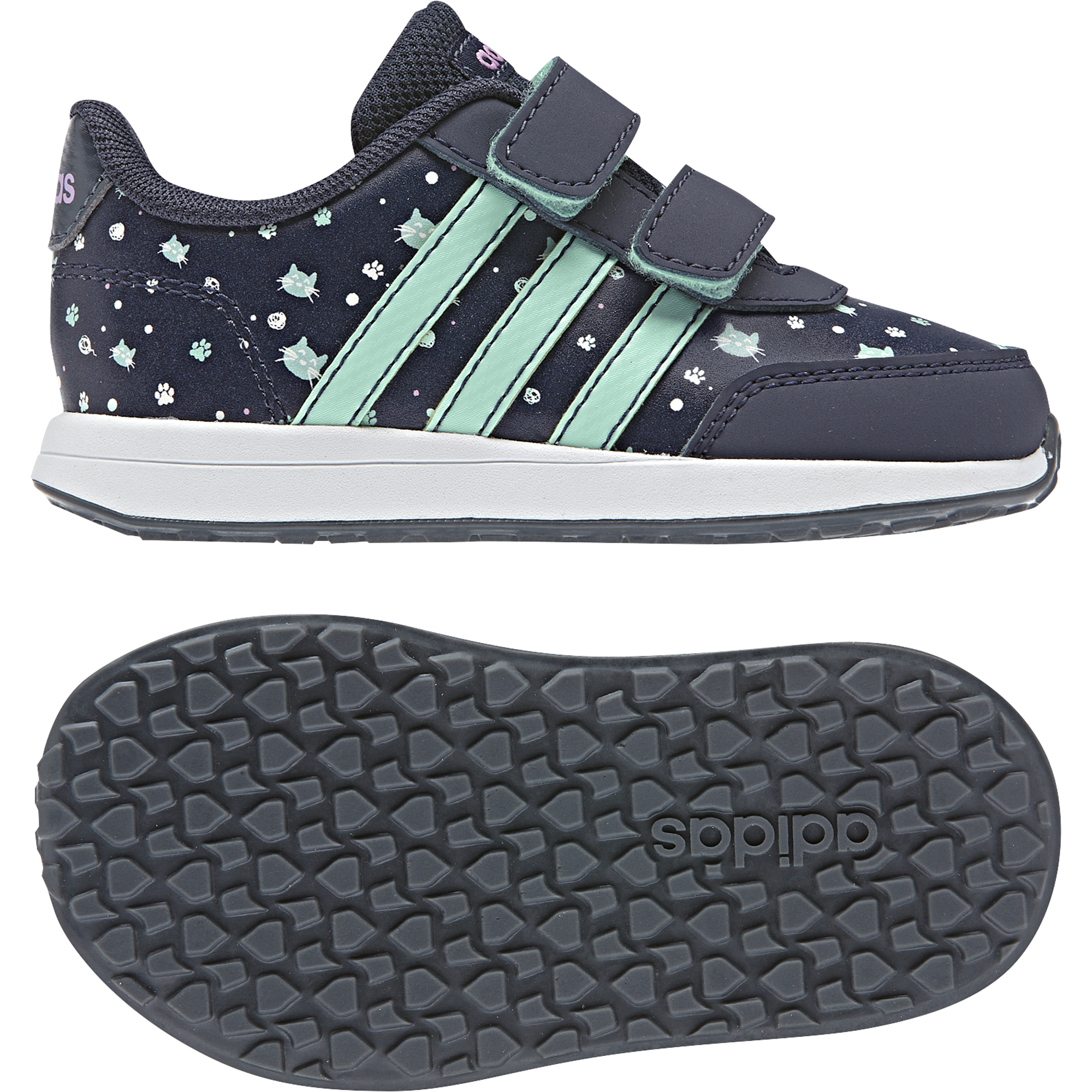 adidas VS SWITCH 2.0 CMF dievč. -30%