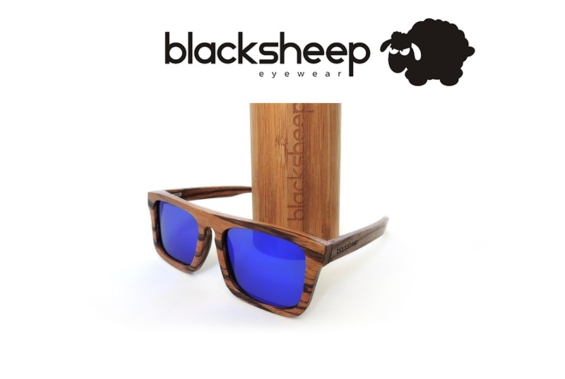 BLACKSHEEP ZEBRA ONE, modré