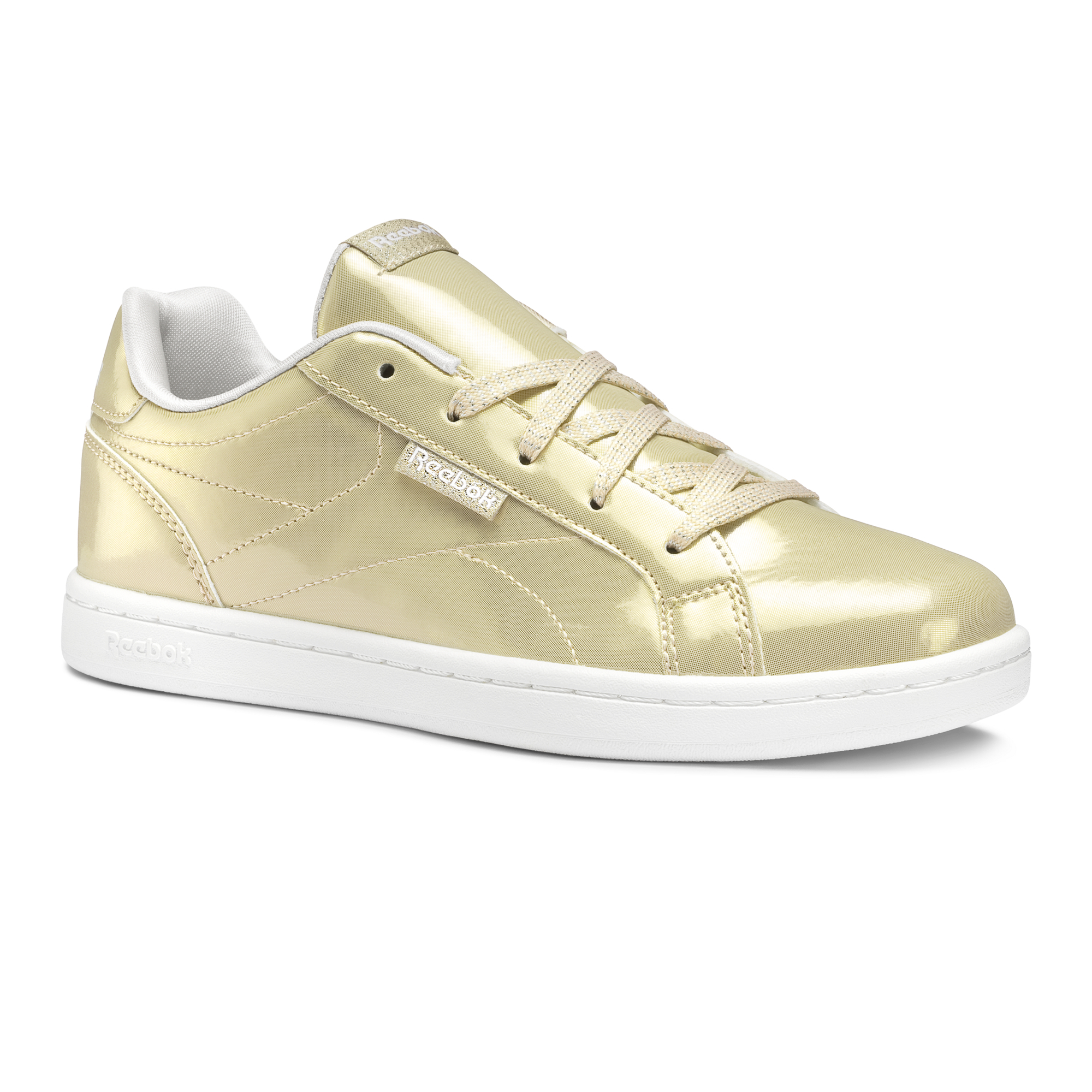 REEBOK ROYAL COMPLE NEW METALLIC-GOLD SP