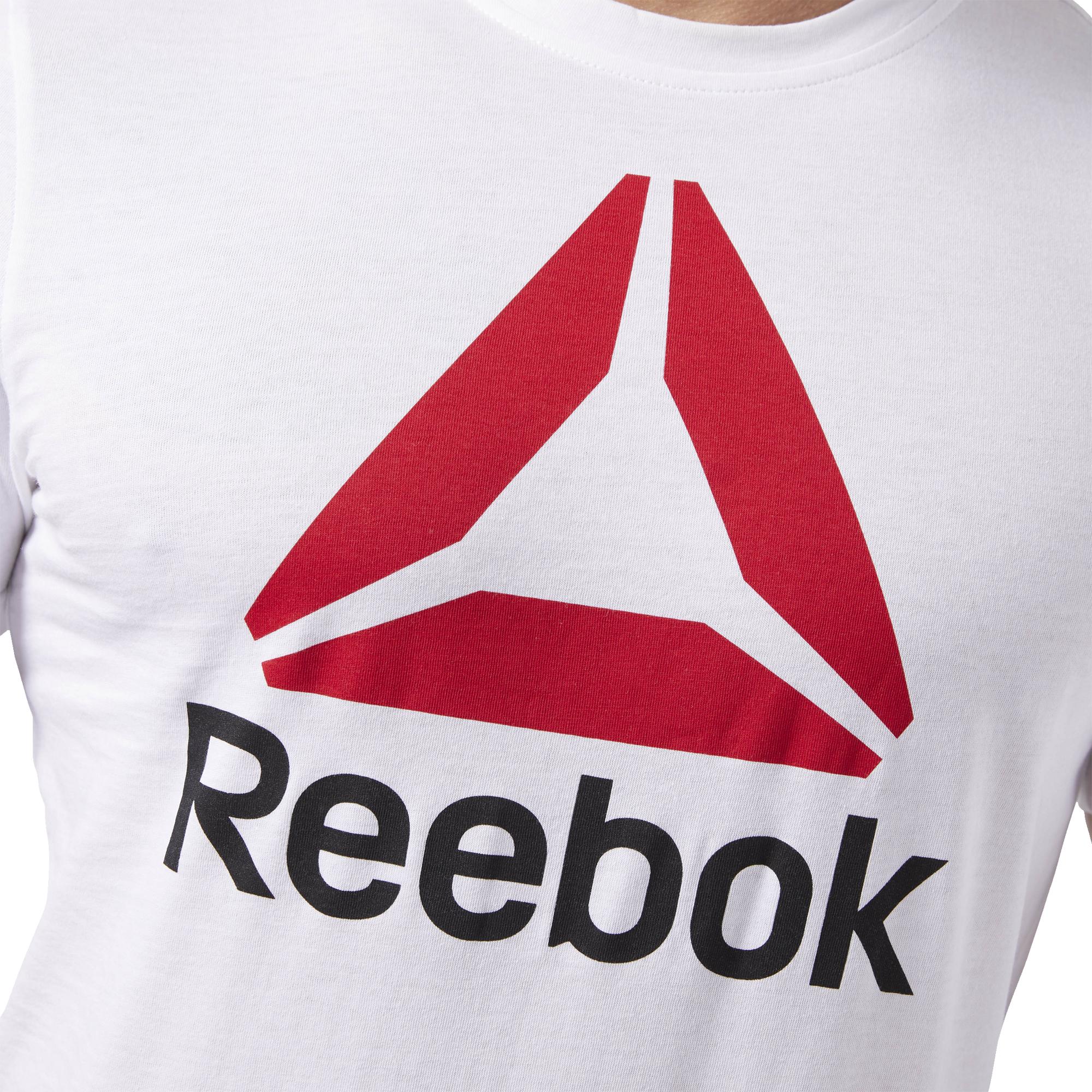 43ef7e159b95 Tričko QQR- REEBOK STACKED