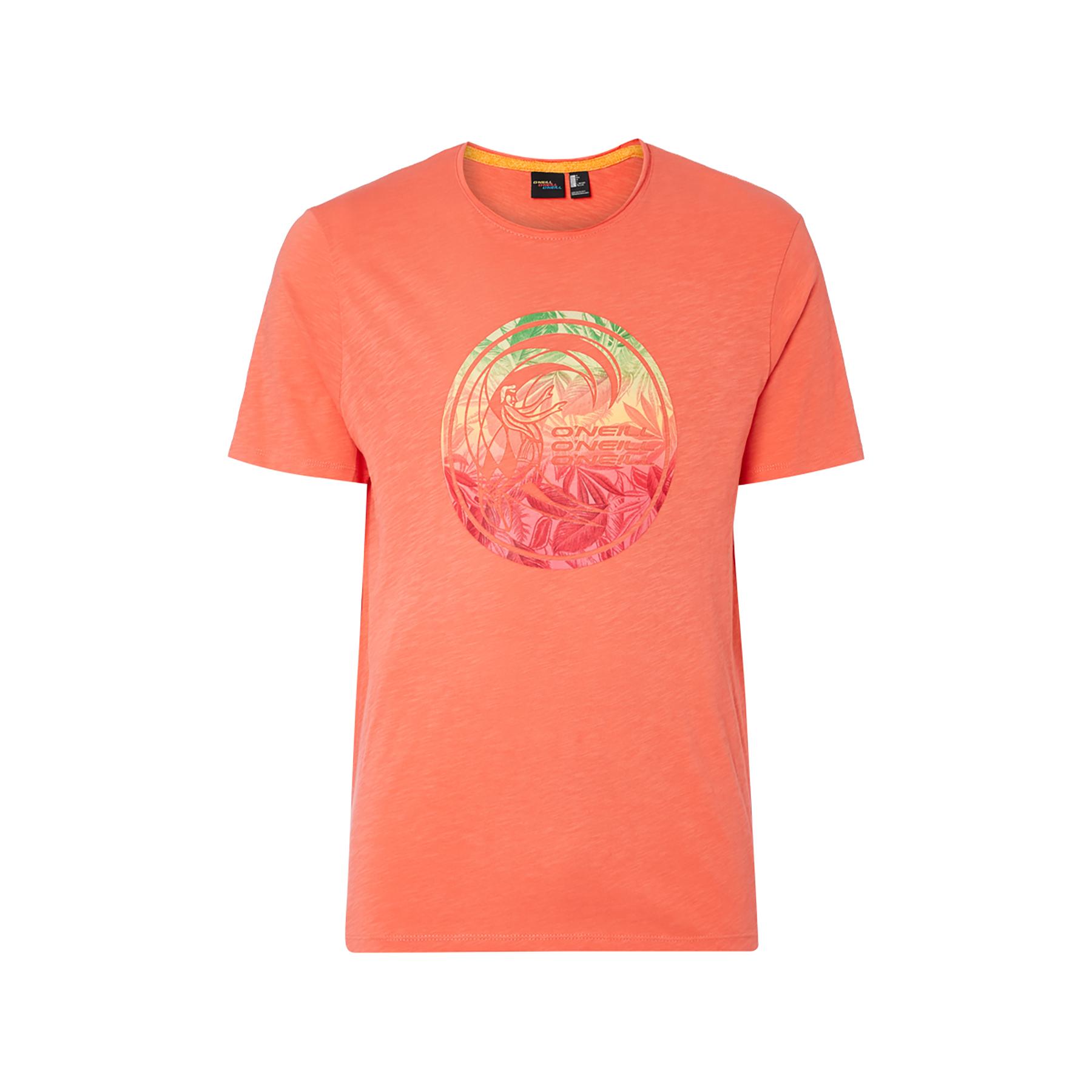 4fed8317189e Tričko Oneill LM oranžové