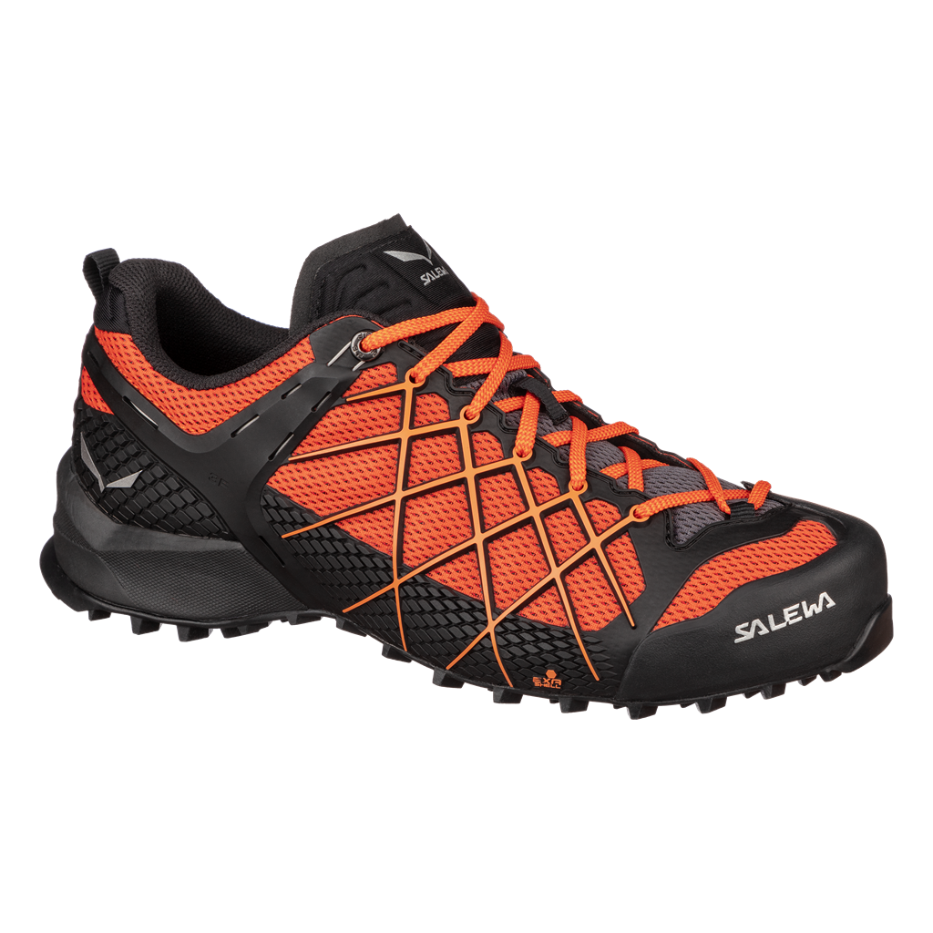 SALEWA MS WILDFIRE, Black Out/Orange