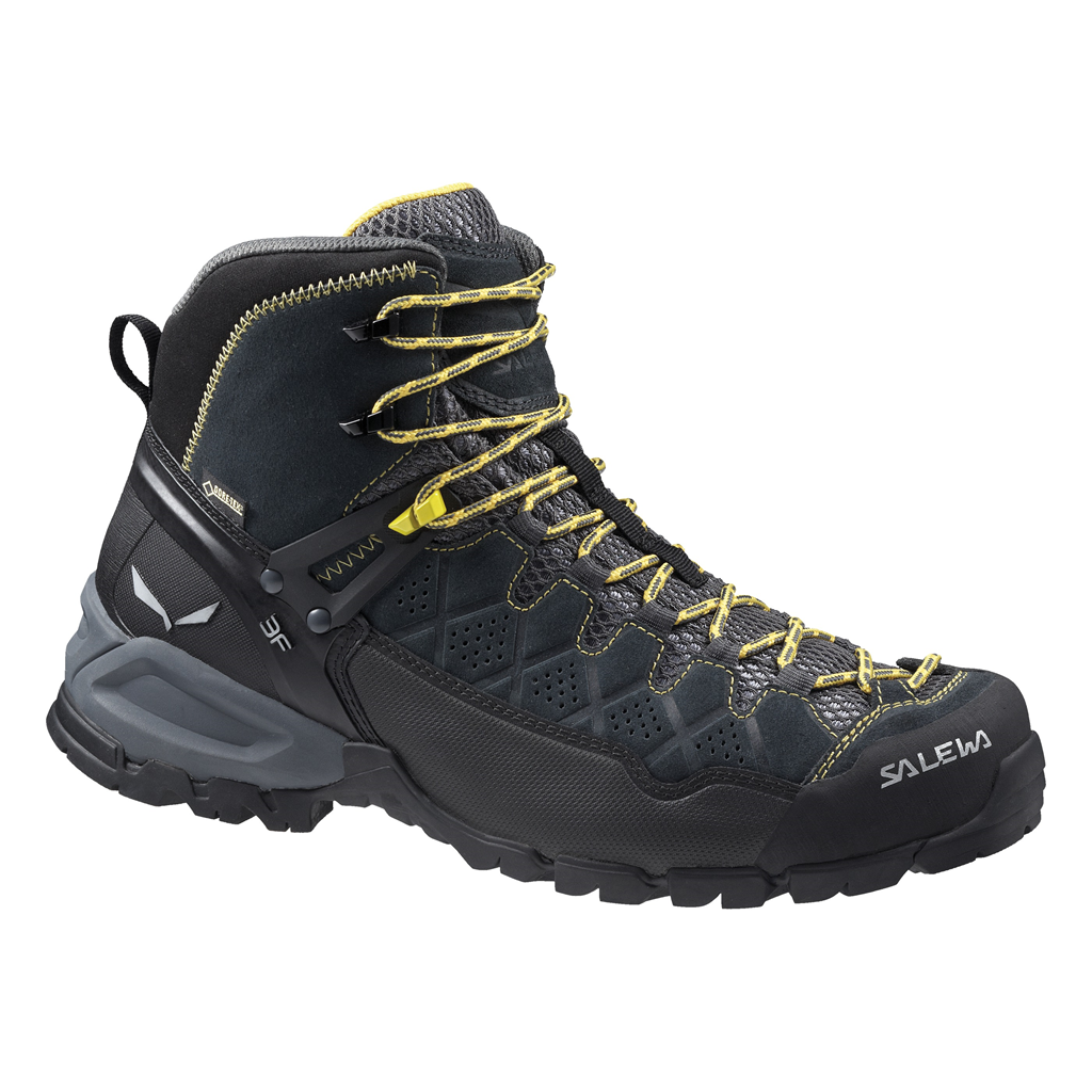 SALEWA MS ALP TRAINER MID GTX dark Carbon/Ringlo
