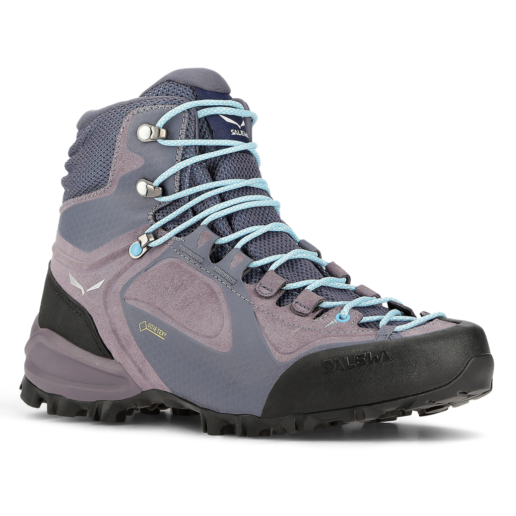 SALEWA WS ALPENVIOLET MID GTX Grisaille/Ethernal Blue