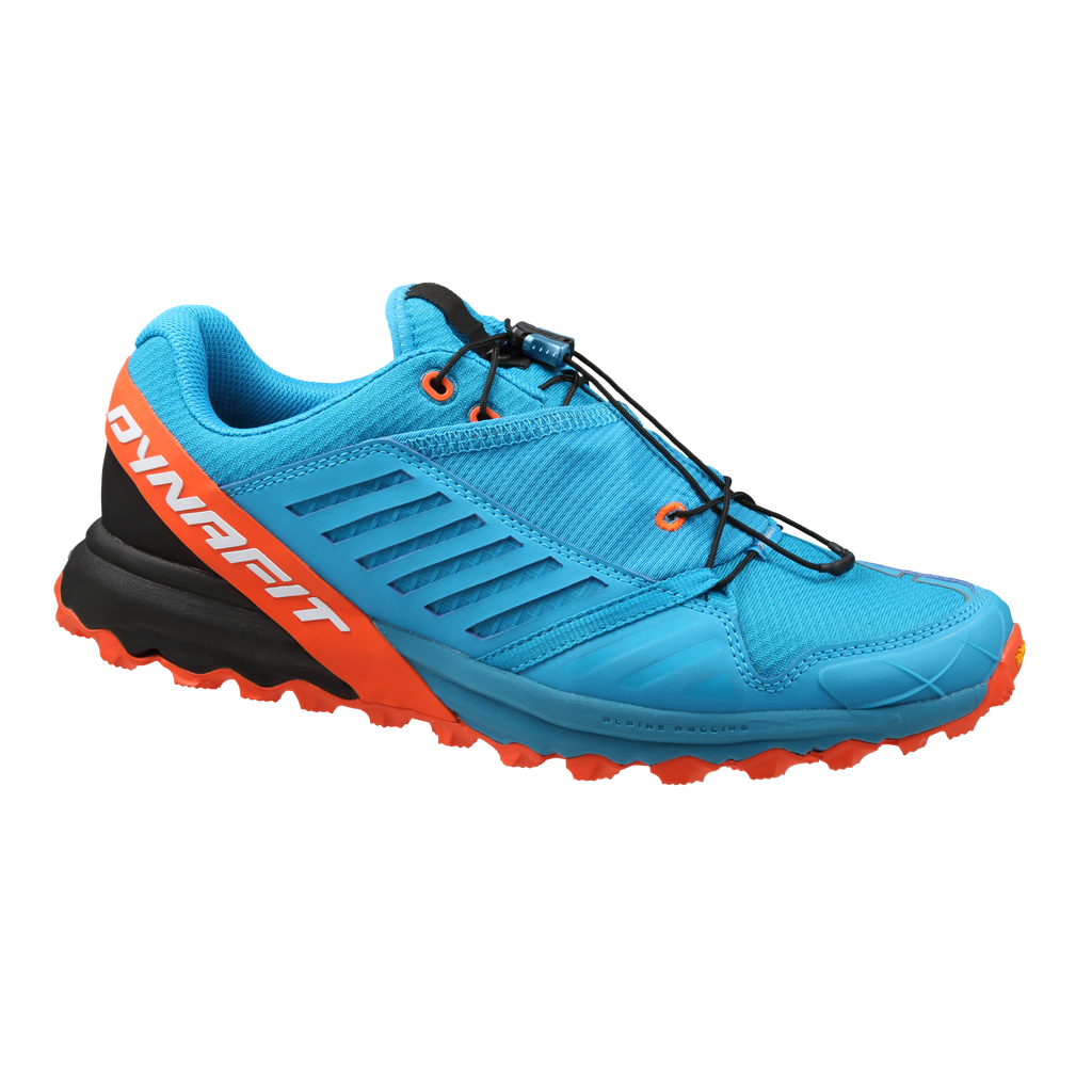 DYNAFIT ALPINE Methyl Blue/Orange