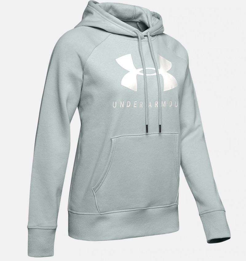 Under Armour Rival Fleece Sportstyle_mint