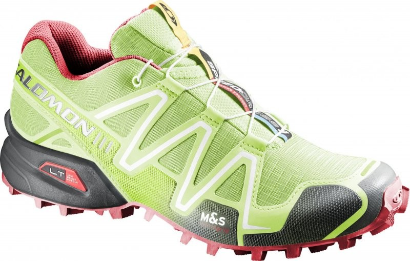 Salomon SPEEDCROSS 3 W FIREFLY GREEN - 30%