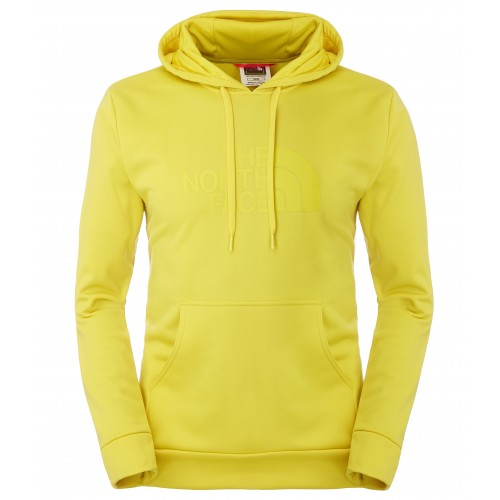 THE NORTH FACE m Sergent Hoodie, žltá
