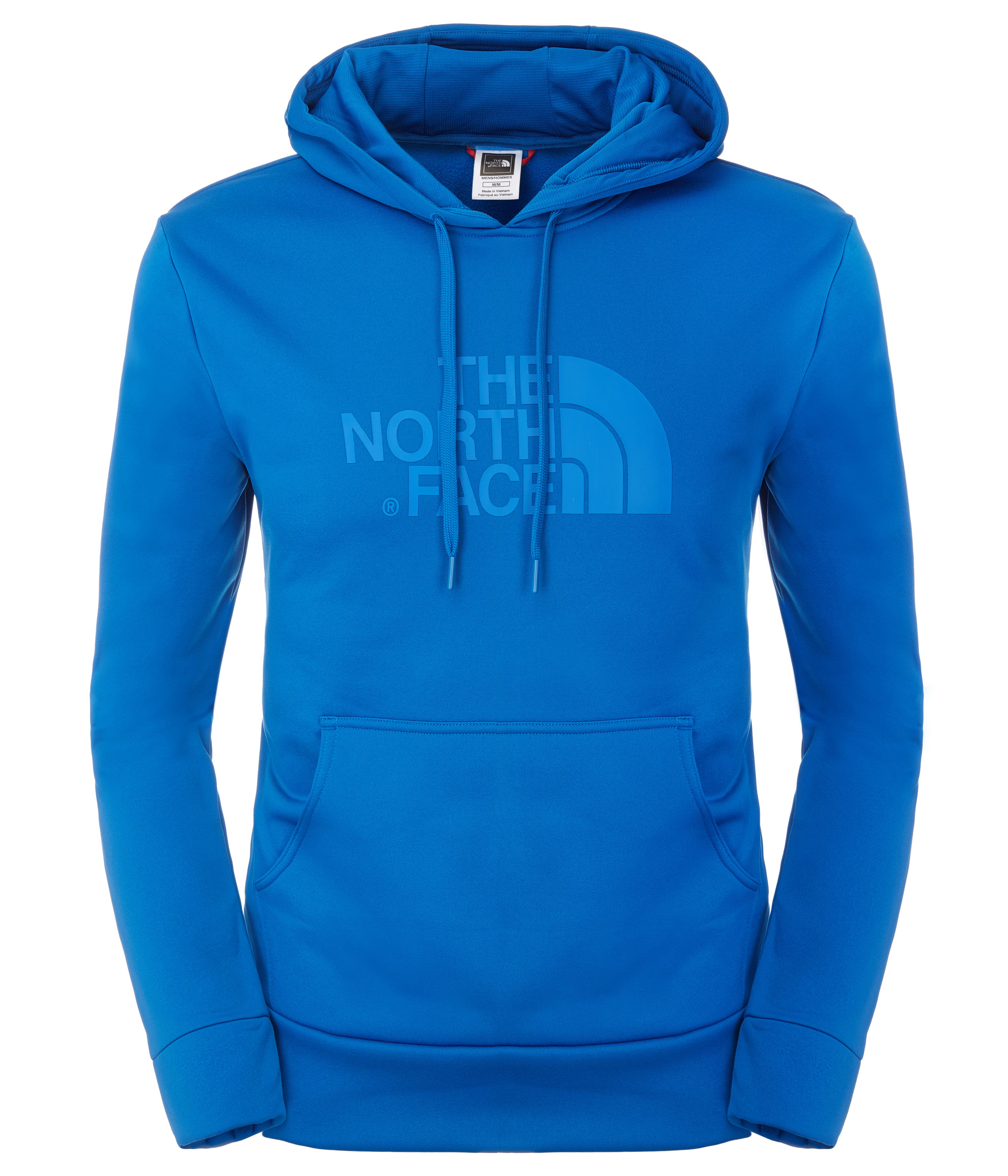 THE NORTH FACE m Sergent Hoodie, modrá