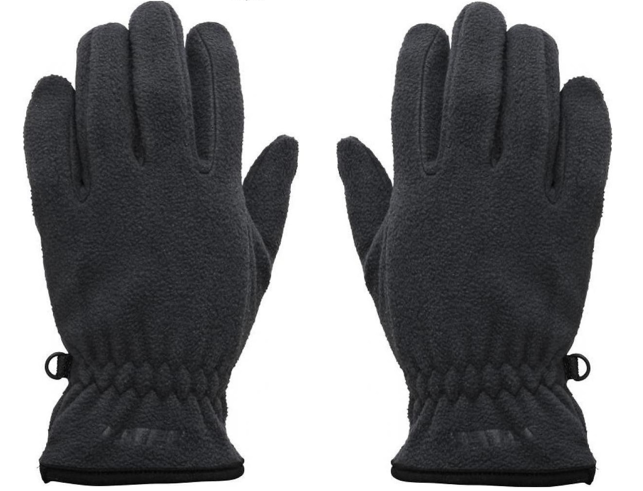 V3TEC Fleece Handschuh Kd. 103631, black