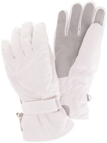 ZIENER KOSTA glove lady, white