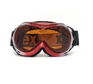 UVEX hurricane optic, silver/red