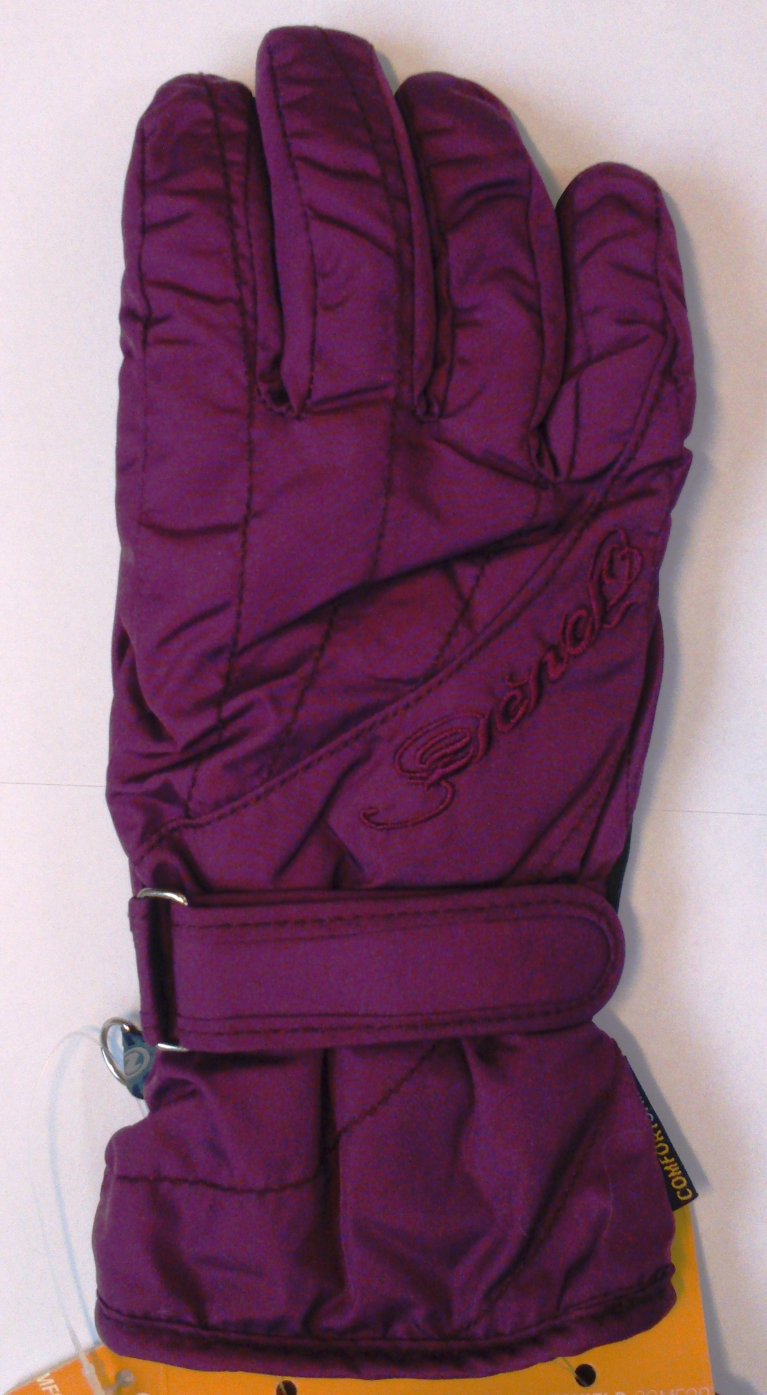 ZIENER KOSTA glove lady, purple